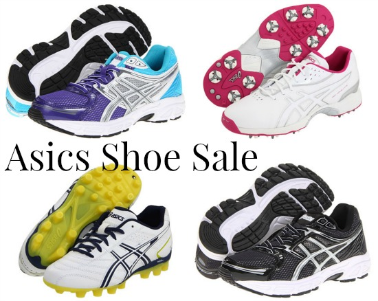 deals on asics shoes