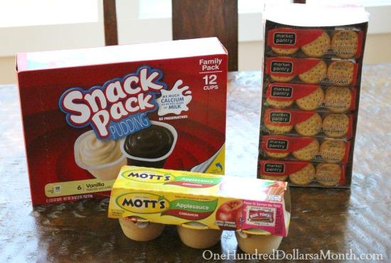 lunch snacks