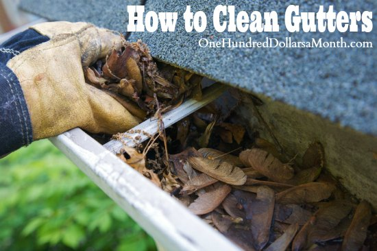 How-to-Clean-Gutters