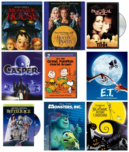 Friday Night at the Movies - Top 10 Halloween ...