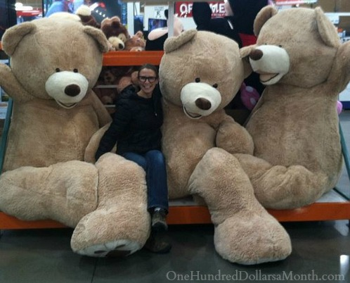 costco giant bears