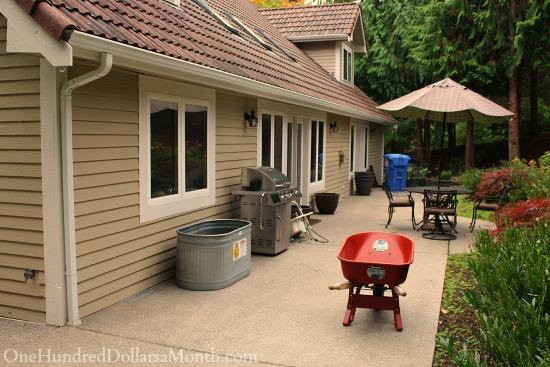 future patio garden