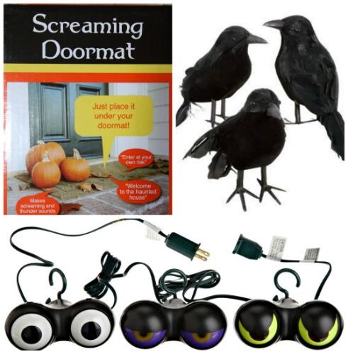 screaming doormat