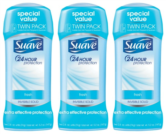 suave extra protection