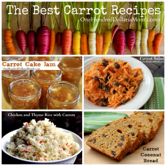 the best carrot recipes (2)