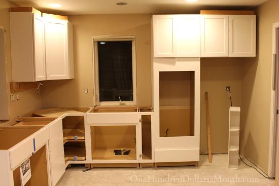 timberlake sonoma white linen kitchen cabinets