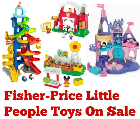 Fisher Price Little People Toys