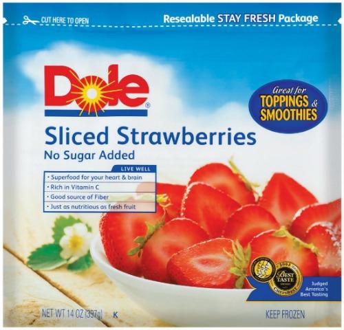 dole frozen fruit coupon
