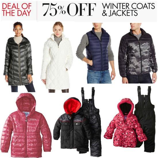 long puffy winter coats