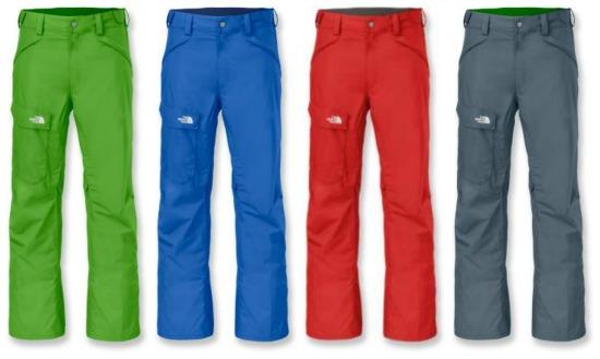 the north face ski pants