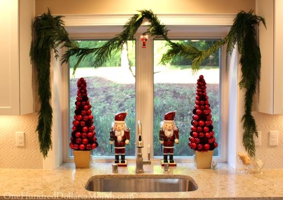 How to Make a Cedar Christmas Garland