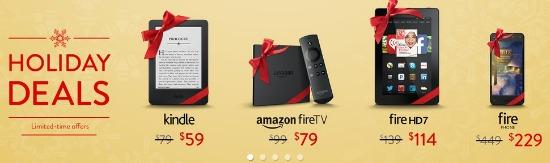 amazon kindle deals