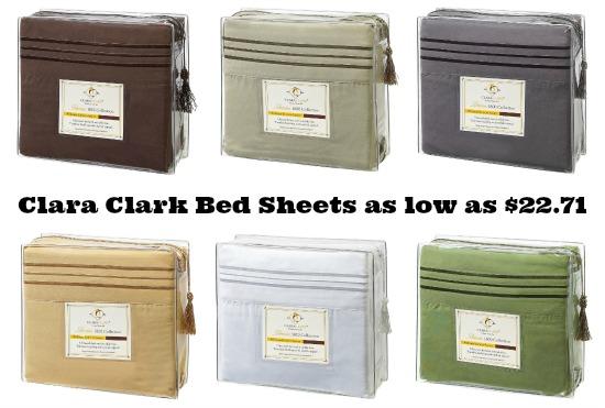 clara clark bed sheets