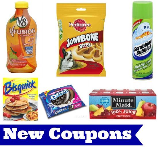 new printable coupons