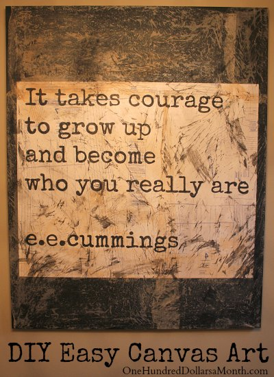 DIY-Easy-Canvas-Art-Quotes-on-Canvas7
