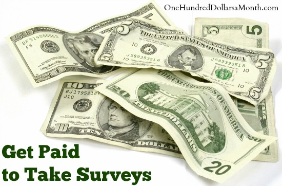 Get Paid to Take Surveys 8 Companies That Pay Cash for Your Opinons