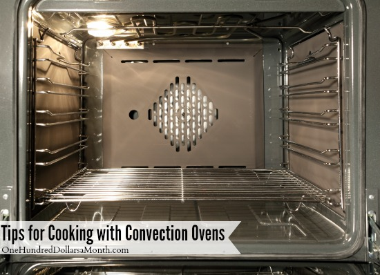 How to cook frozen fries in convection oven