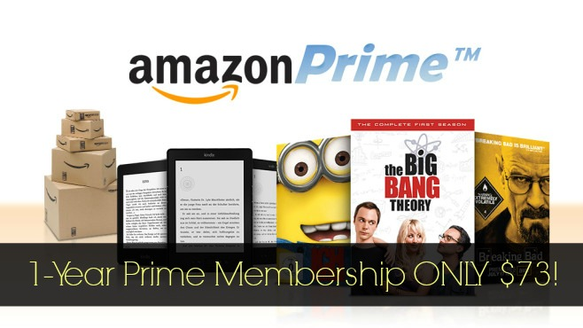 amazon prime membership discount