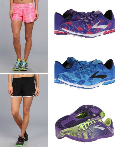brooks spikes on sale