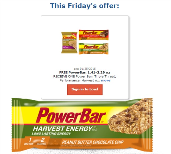 free power bar