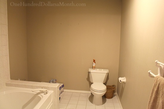 Fancy separate room for the toilet