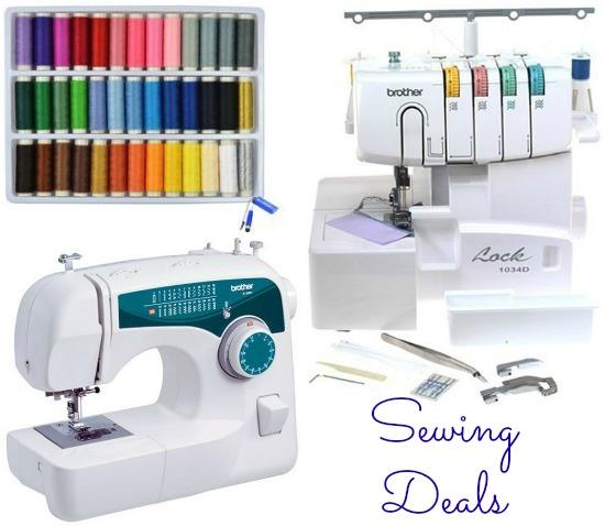 sewing deals