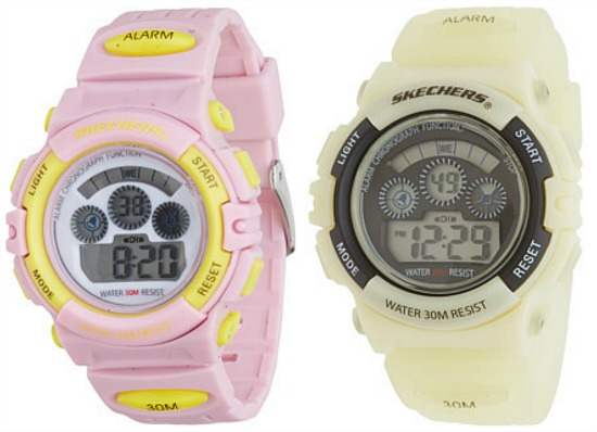 sketchers watches