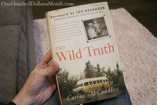 the wild truth carine Mc Candless