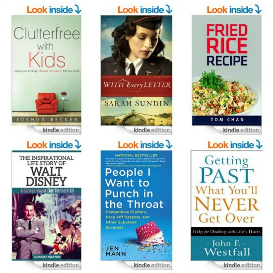 Free Kindle Books, Mrs  Meyer's, Bedding Deals, Free Redbox Rental