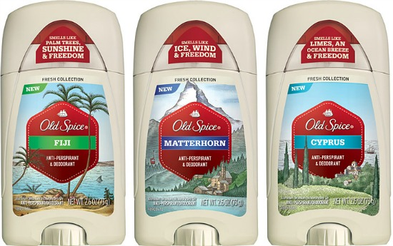 old spice coupon
