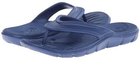 skechers flip flops