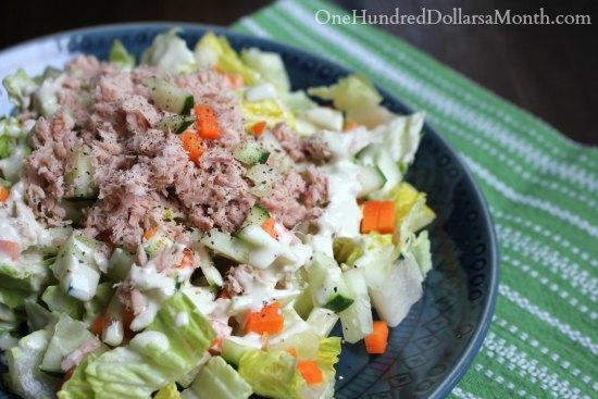Tuna-Salad-Recipe-with-Lemon-Cucumbers-and-Carrots1