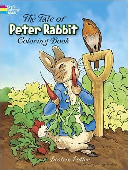 peter rabbit easter book