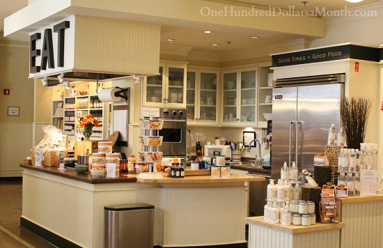 stonewall kitchen cooking classes