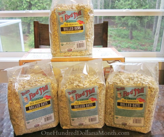 bobs rolled oats