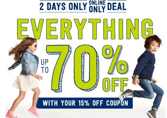 crazy 8 sale coupon