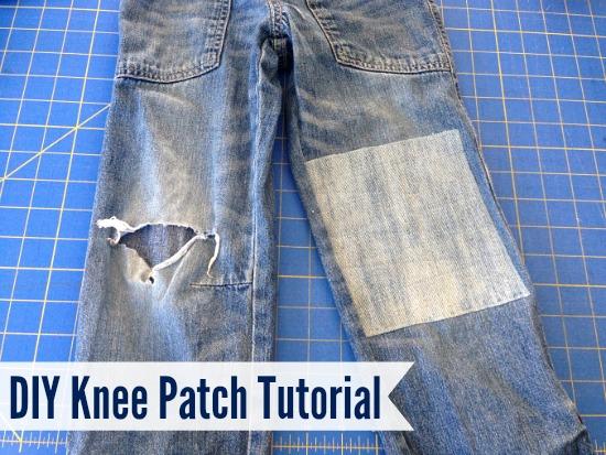 jeans patch