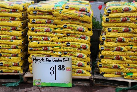 miracle fro potting soil - Garden Soil Home Depot