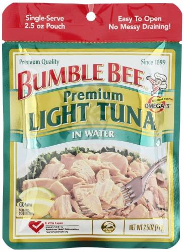 tuna pouches