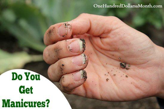 Do You Get Manicures