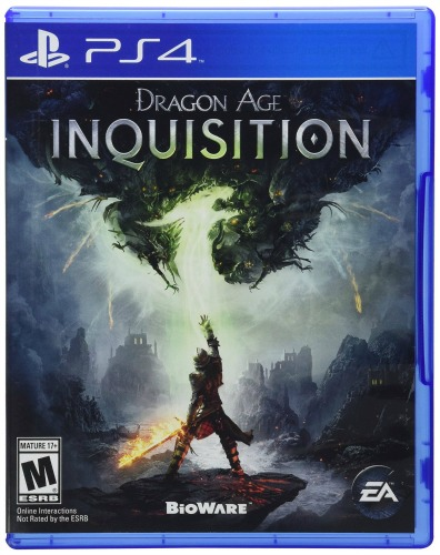 dragon inquisition