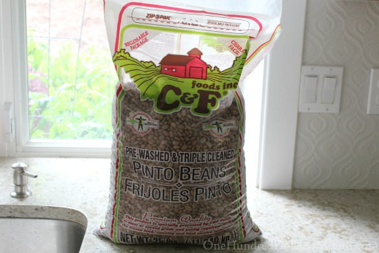 pinto beans bulk from costco