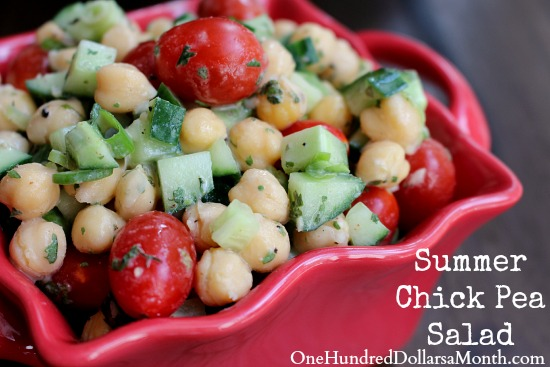 Summer-Chick-Pea-Salad