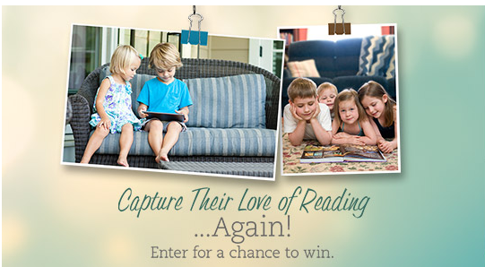 Summer reading contest