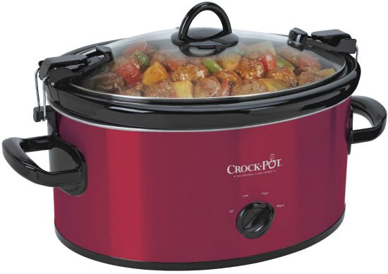 crock pot snap lid