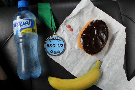 half marathon snack