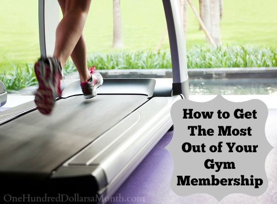How to Get The Most Out of Your Gym Membership