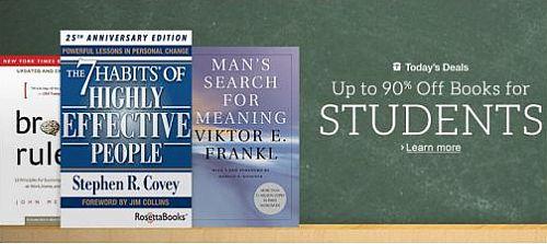 amazon book deals