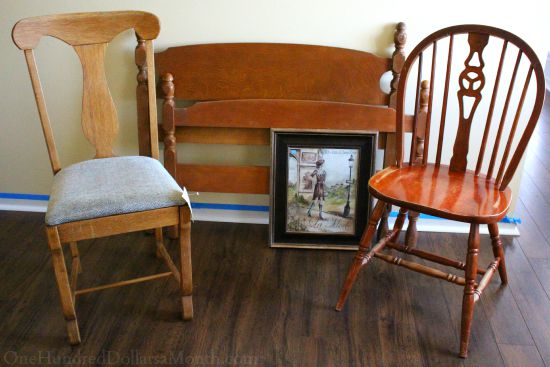 thrift store furniture