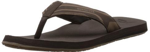 quicksilver sandals